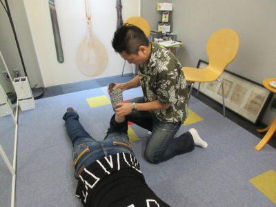 交通事故によるびまん性軸索損傷 | セラサイズ ニューロリハビリ レポート【01】SA様 「初回体験」